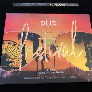 Pur Pallet with bonus eyeliner